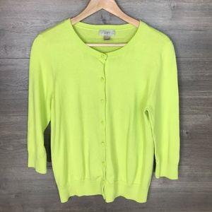 3/$25🛍️ Ann Taylor LOFT Women's Cardigan Sweater